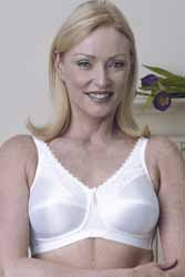 Bra - Tricut And Lace Softcup2/bx - Size 36c